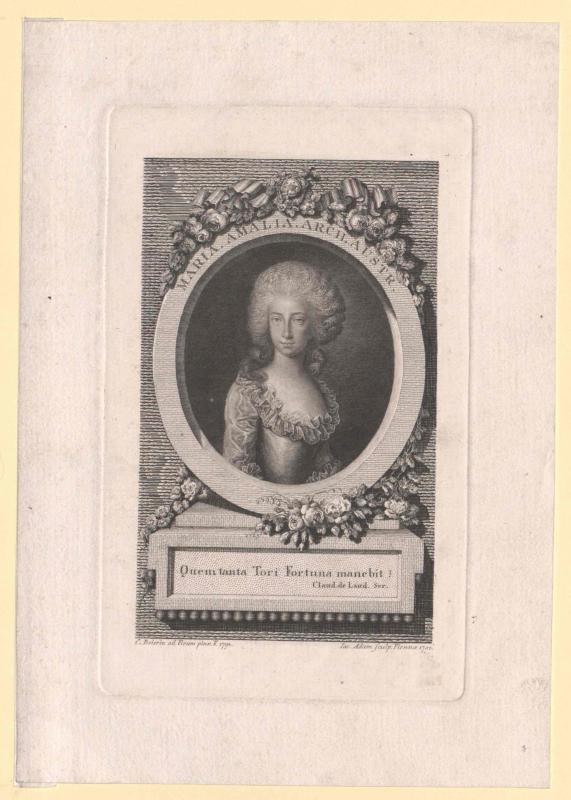 Amalie, Erzherzogin von Österreich
