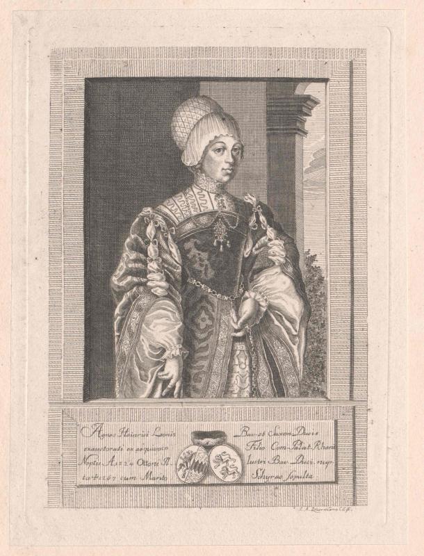 Agnes, Pfalzgräfin bei Rhein