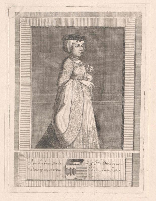 Agnes, Gräfin von Looz und Rieneck