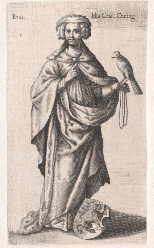 Ita von Öhningen