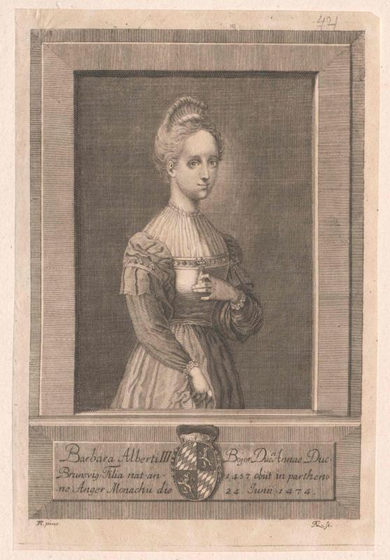 Barbara, Prinzessin von Bayern