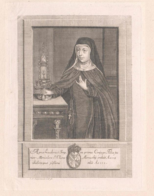 Agnes, Prinzessin von Bayern