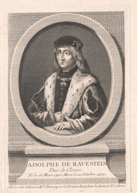 Adolf I., Prinz von Kleve Herr zu Ravenstein