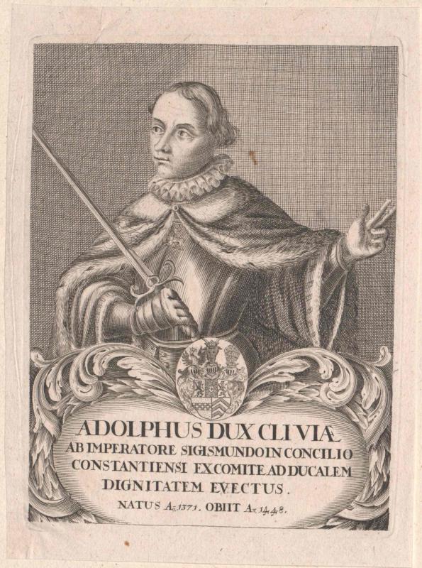 Adolf I., Herzog von Kleve