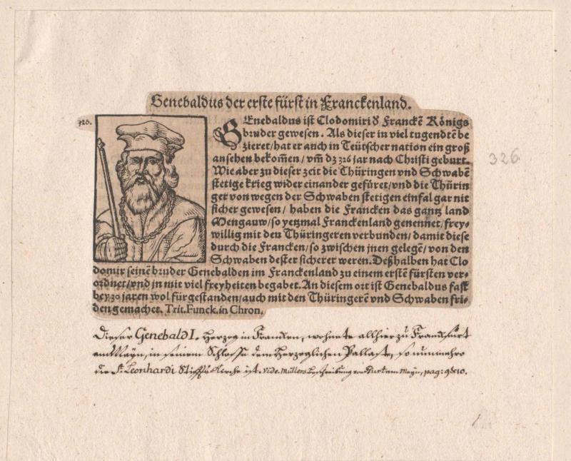 Genebaldus