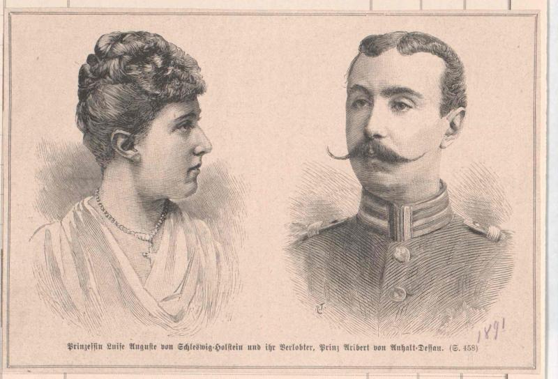 Anhalt, Aribert Prinz von