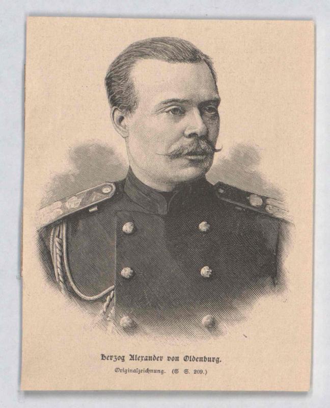Alexander, Herzog von Oldenburg