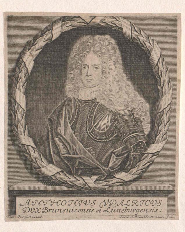 Anton Ulrich, Herzog von Braunschweig-Wolfenbüttel