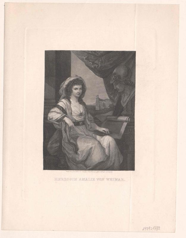 Anna Amalia, Herzogin von Braunschweig-Wolfenbüttel