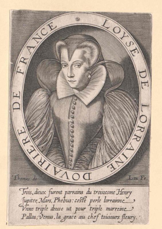 Luise, Prinzessin von Lothringen-Mercoeur