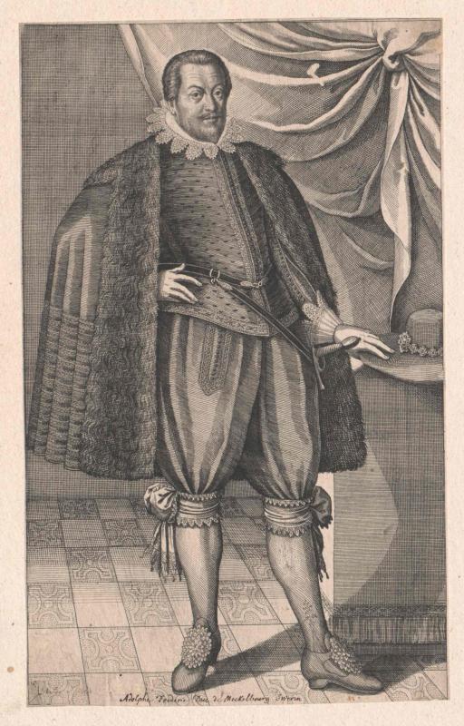 Adolf Friedrich, Herzog von Mecklenburg-Schwerin