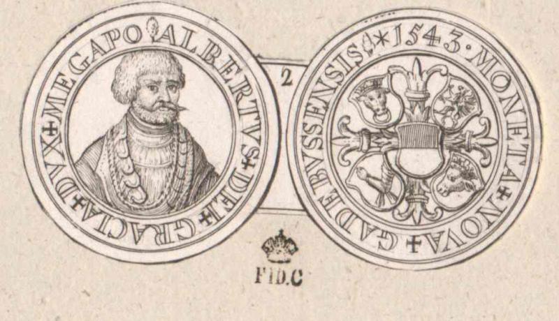 Albrecht V., Herzog von Mecklenburg