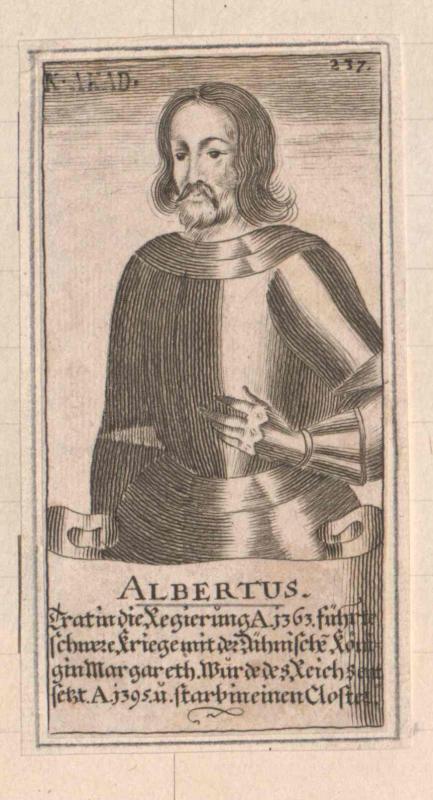Albrecht II., Herzog von Mecklenburg