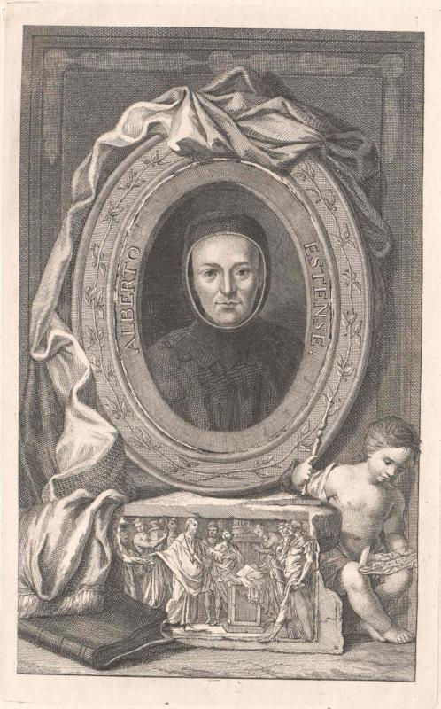 Albert I. d´ Este, Markgraf von Modena
