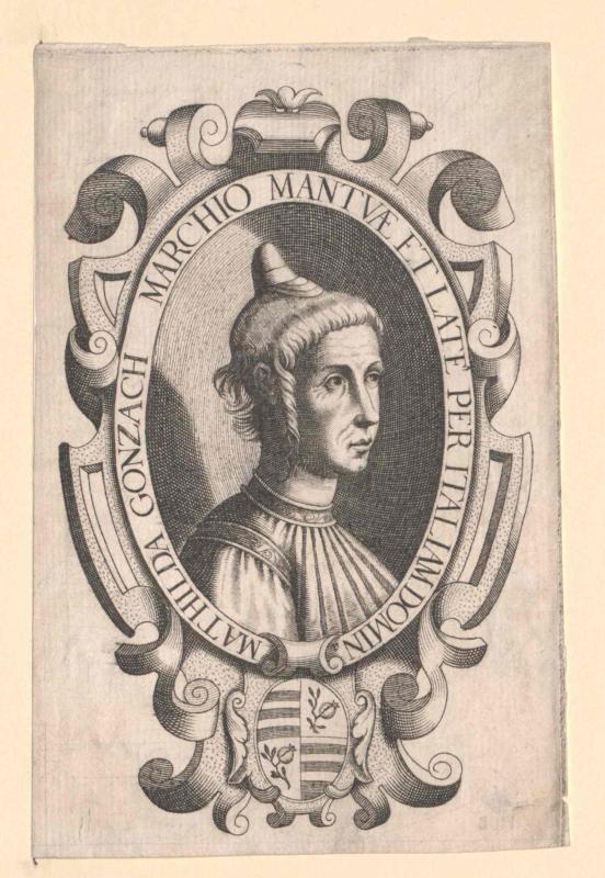 Mathilde Gonzaga, Markgräfin von Mantua