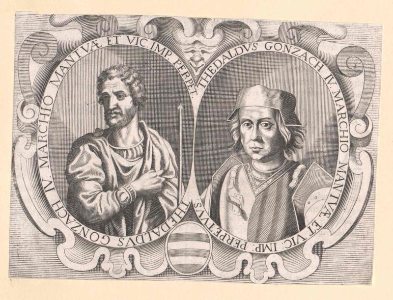 Thedald Gonzaga, Markgraf von Mantua