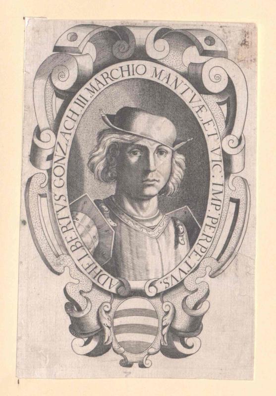 Adalbert Gonzaga, Markgraf von Mantua