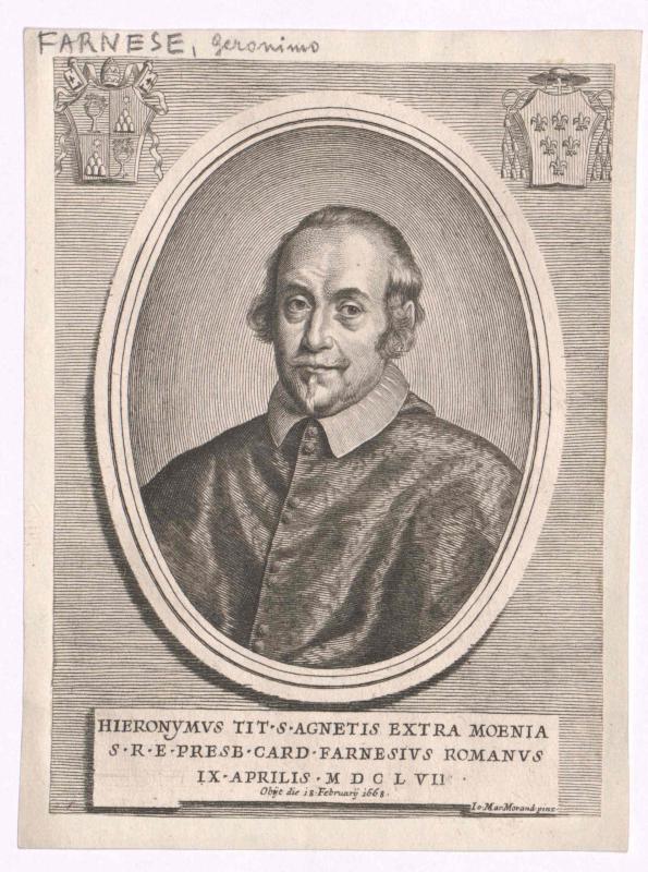 Farnese, Girolamo