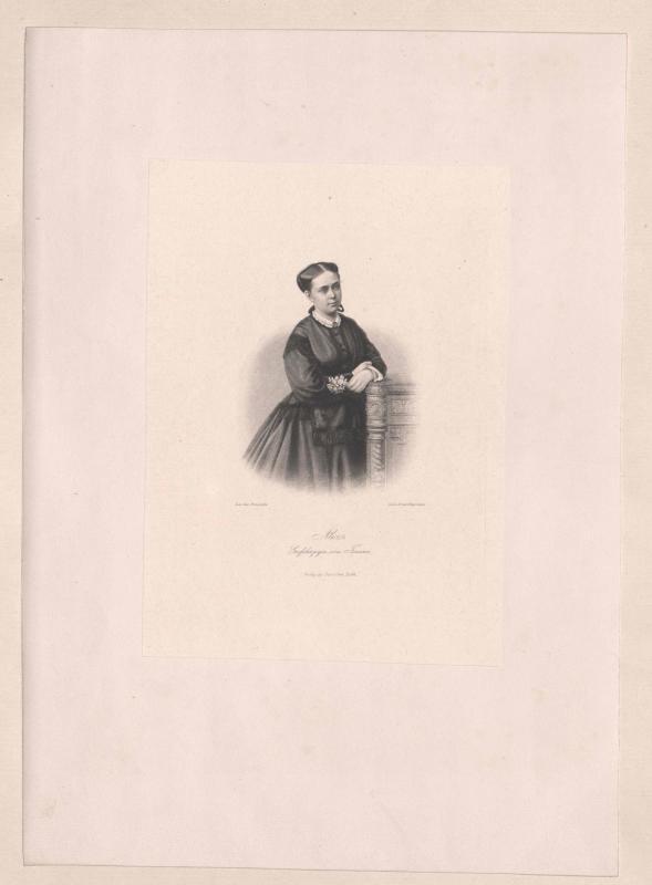 Alice, Prinzessin von Bourbon von Parma