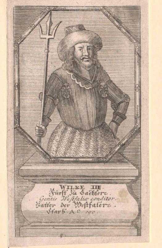 Wilcke II., Fürst der Sachsen