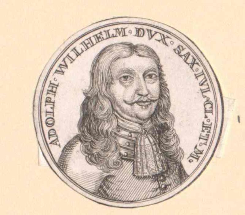 Adolf Wilhelm, Herzog von Sachsen-Eisenach