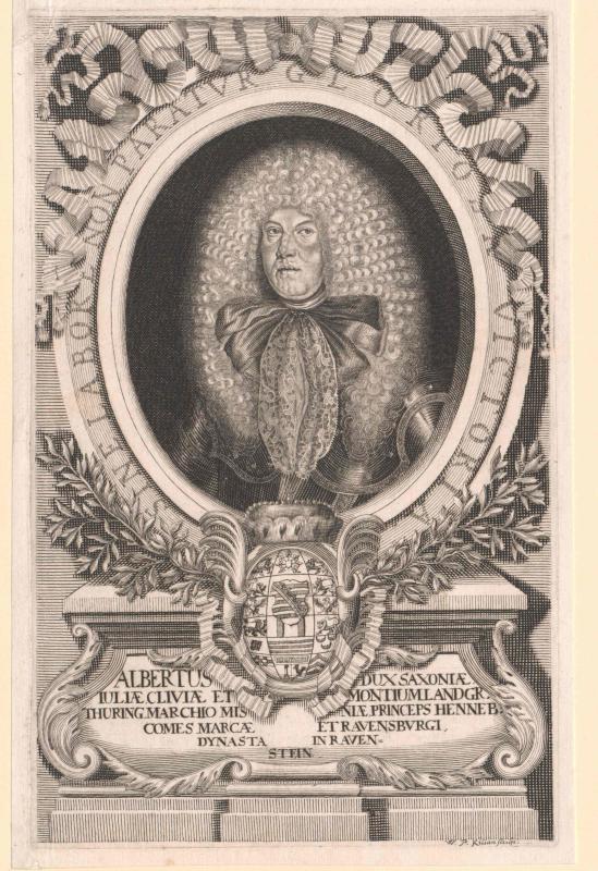 Albrecht, Herzog von Sachsen-Coburg