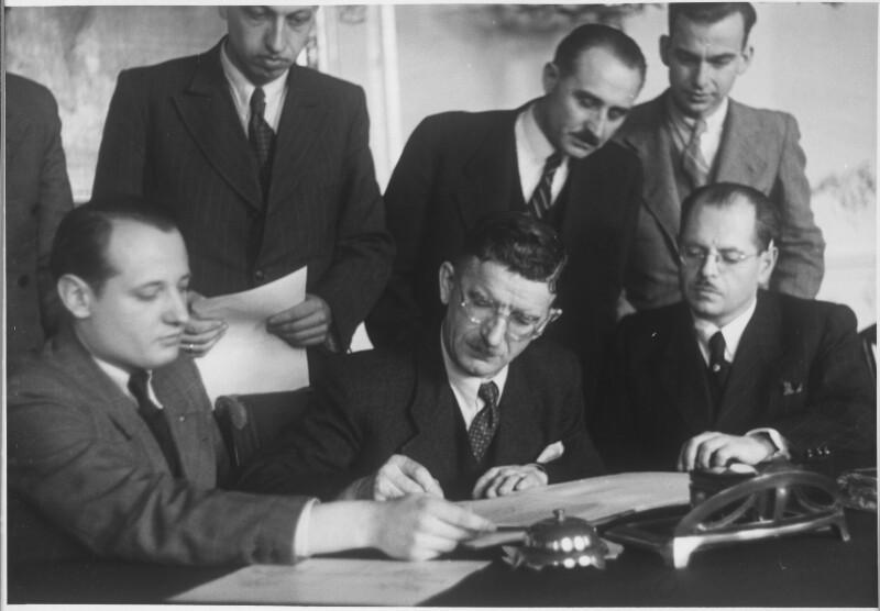 Gründung der Union der österreichischen Akademiker