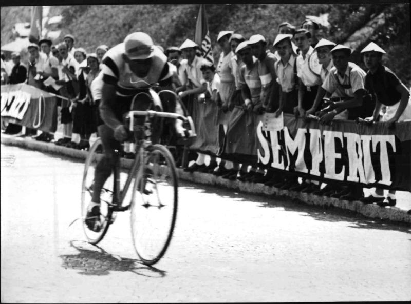 Radrennen um den Bergpreis von Wien