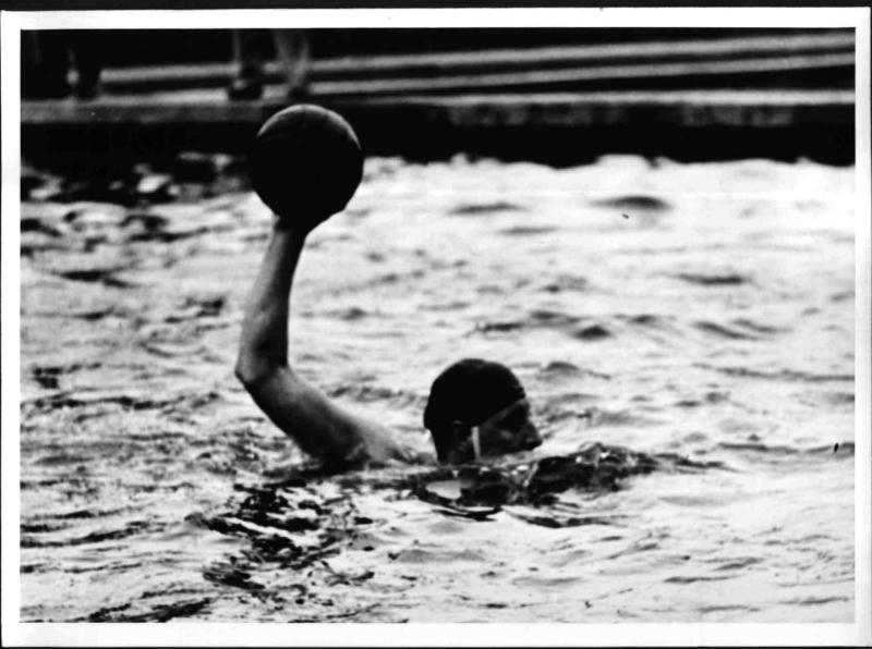 Wasserball-Länderkampf Ungarn - Deutschland