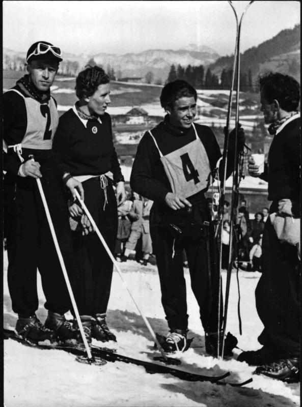 Skimeisterschaften in Kitzbühel