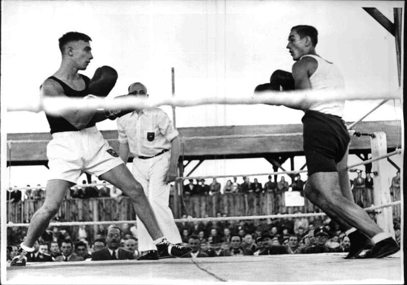 Boxländerkampf Deutschland - Slowakei