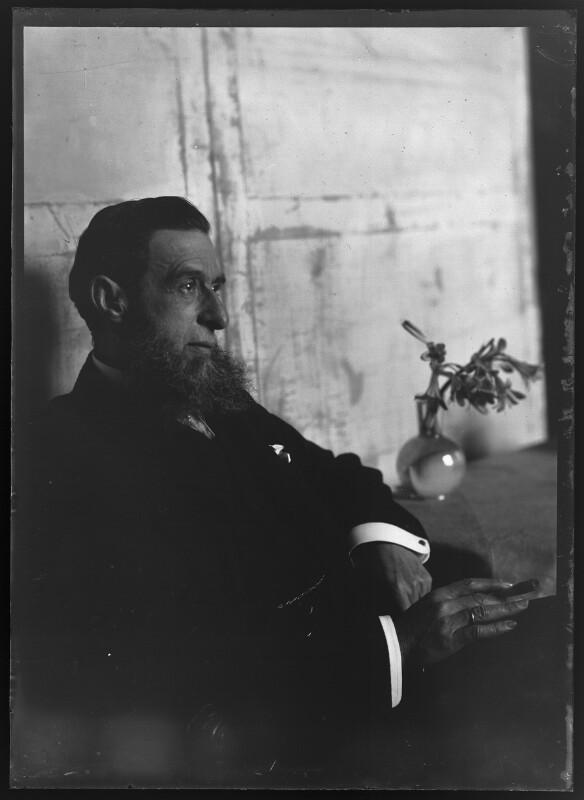 Bildnis Ludwig Cahn-Speyer