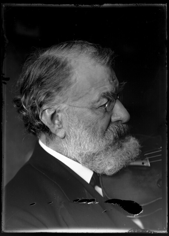Bildnis Josef Joachim (1831-1907)