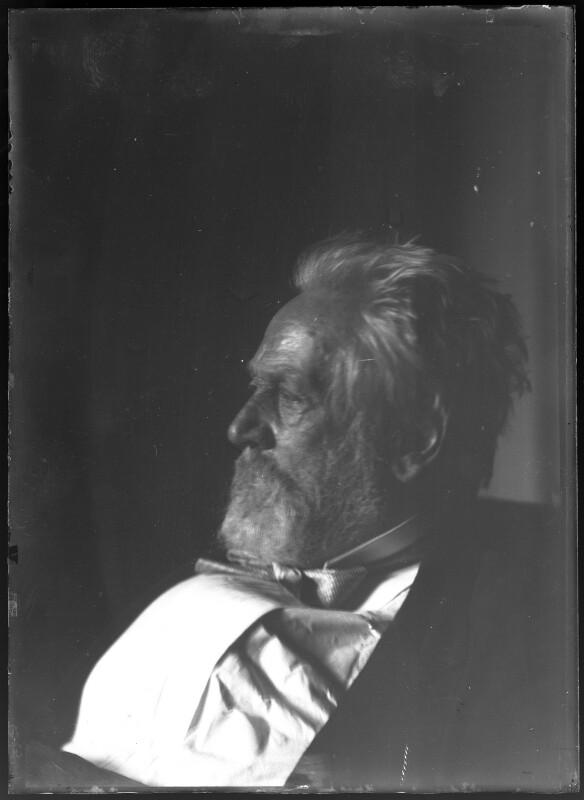 Bildnis Rudolf von Alt (1812-1905)