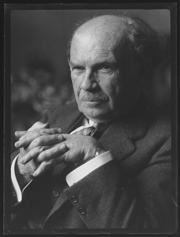 Bildnis Eugen d'Albert (1864-1932)