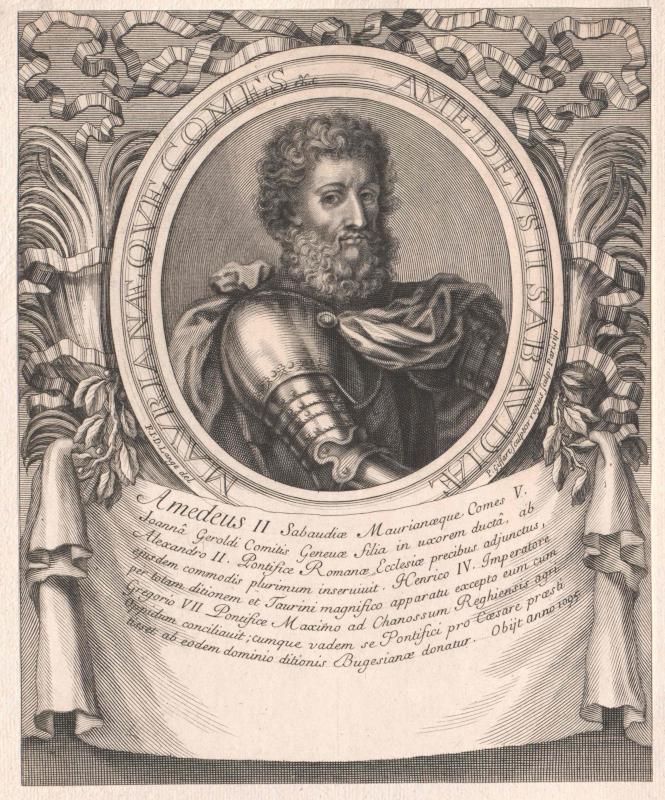 Amadeus II., Graf von Savoyen