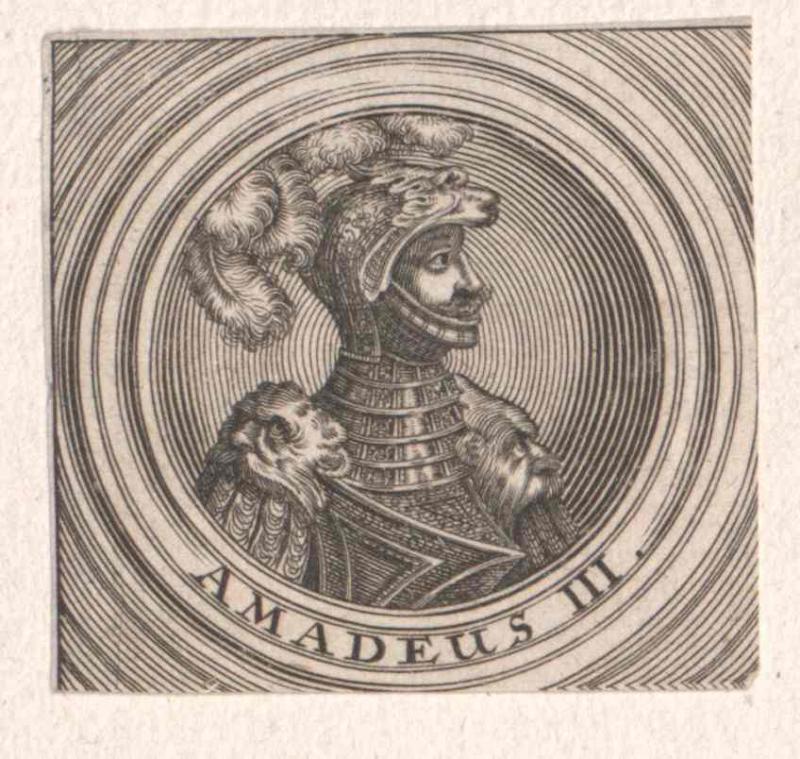 Amadeus III., Graf von Savoyen