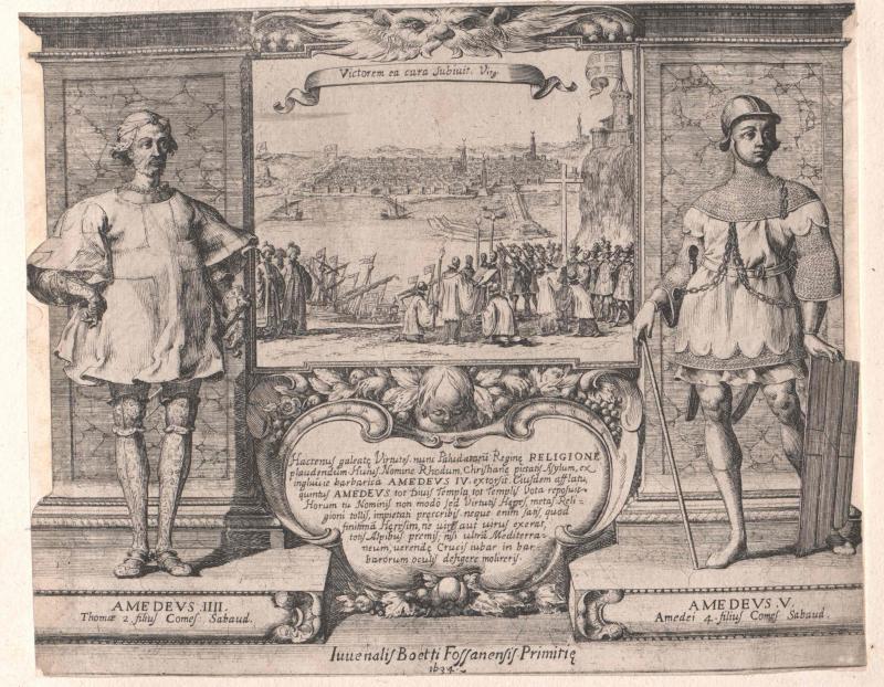 Amadeus IV., Graf von Savoyen