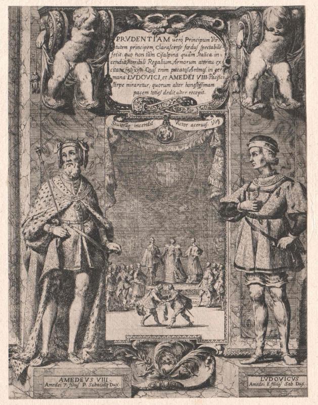 Amadeus VIII., Herzog von Savoyen