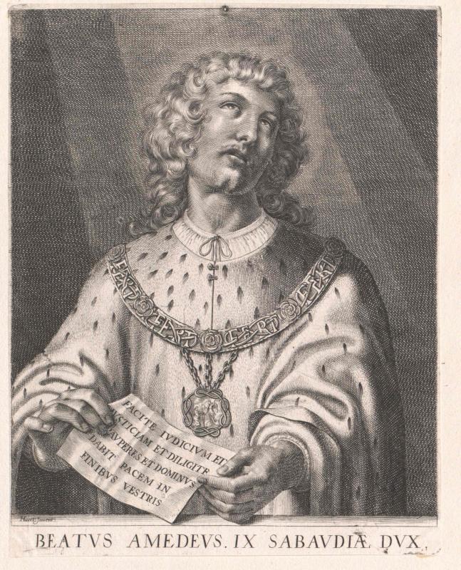 Amadeus IX., Herzog von Savoyen