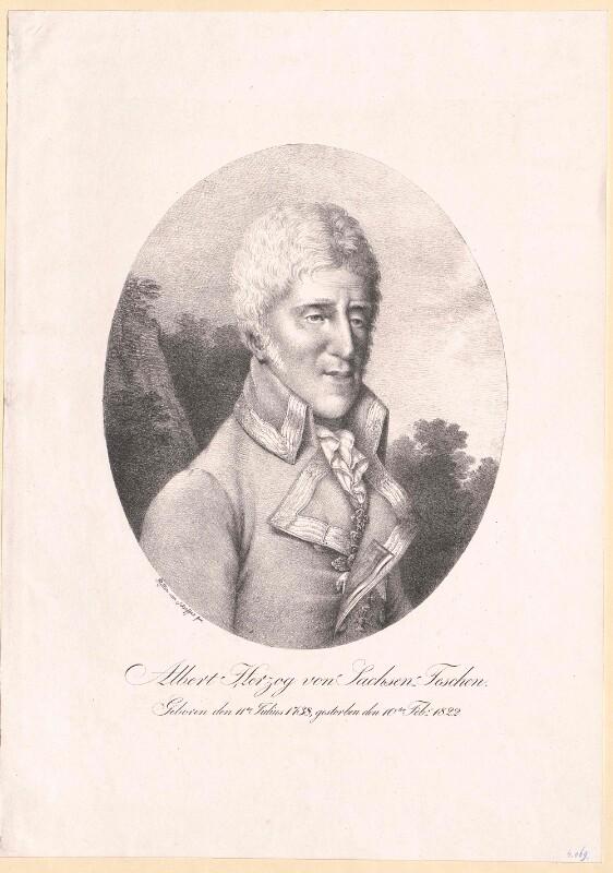 Albert, Herzog von Sachsen-Teschen
