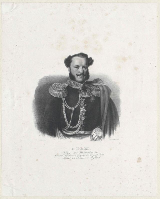 Adam, Herzog von Württemberg
