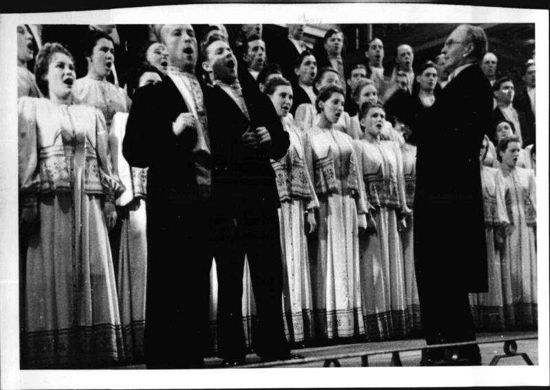 Russischer Chor im Musikverein