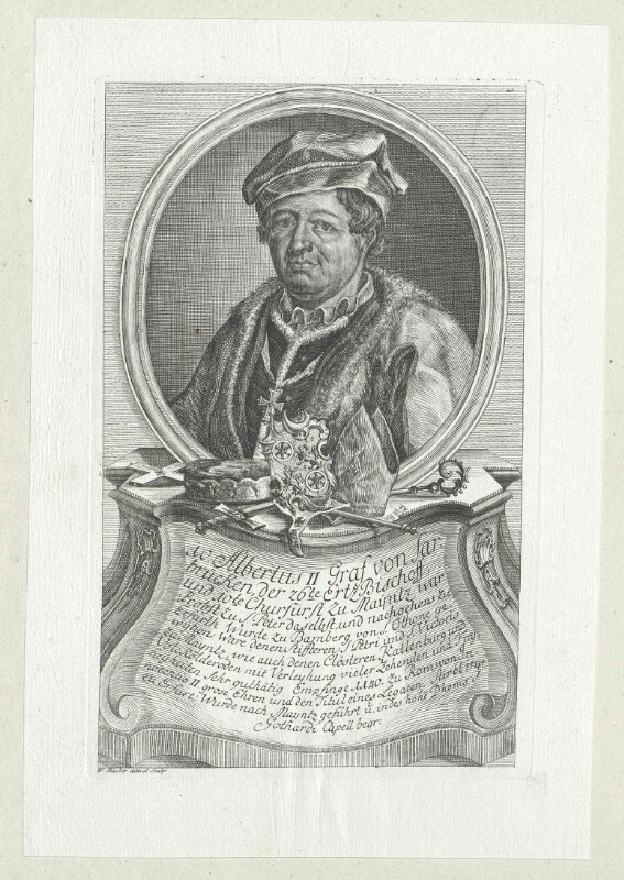 Adalbert II., Erzbischof von Mainz