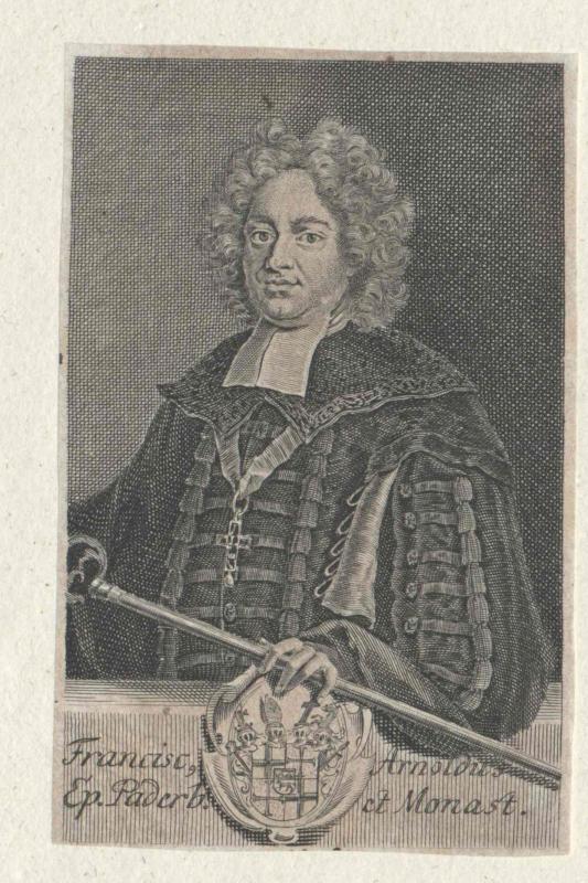 Wolff Metternich zur Gracht, Franz Arnold Freiherr