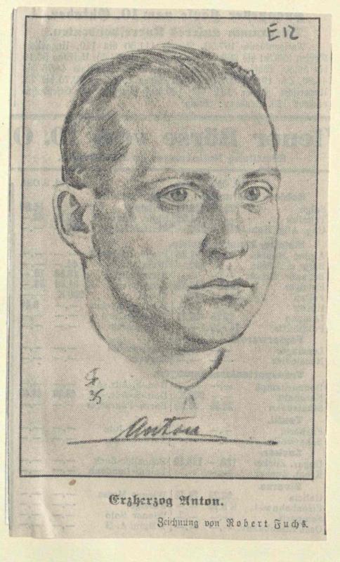 Anton, Erzherzog von Österreich-Toskana