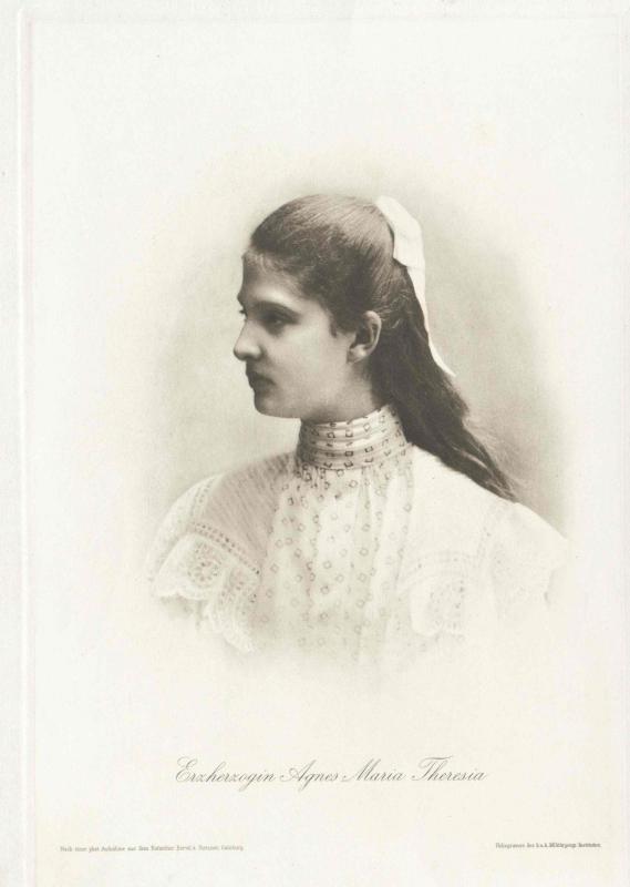 Agnes, Erzherzogin von Österreich-Toskana