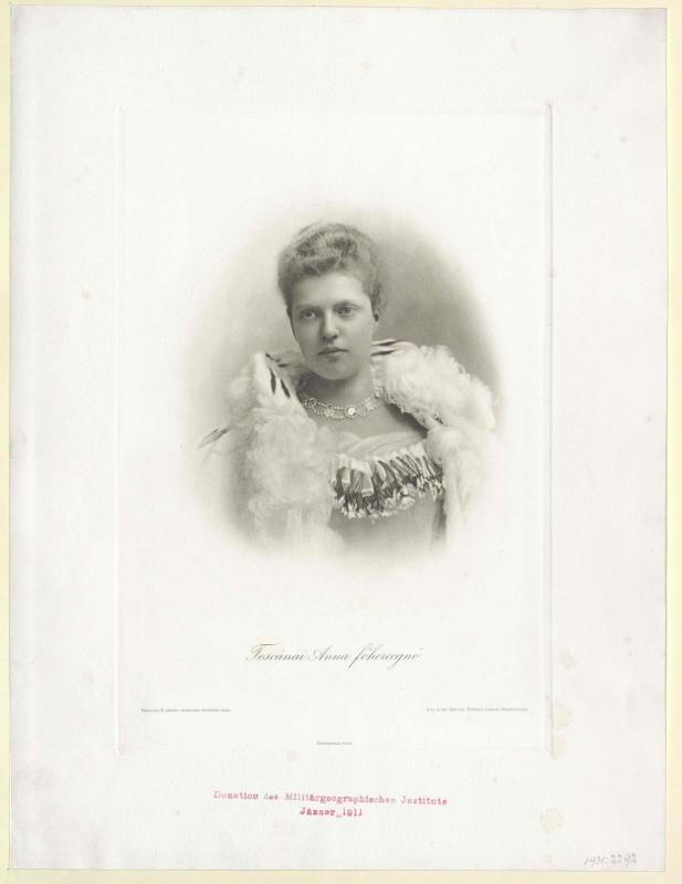 Anna, Erzherzogin von Österreich-Toskana