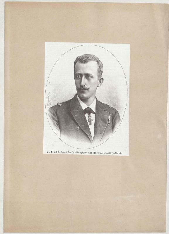 Wölfling, Leopold