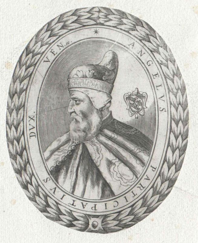 Participazio, Angelo